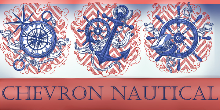 Chevron_Nautical_Banner