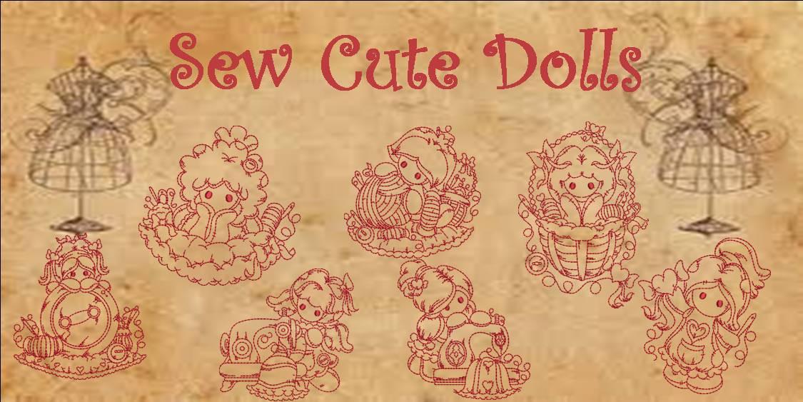 Sew Cute Banner