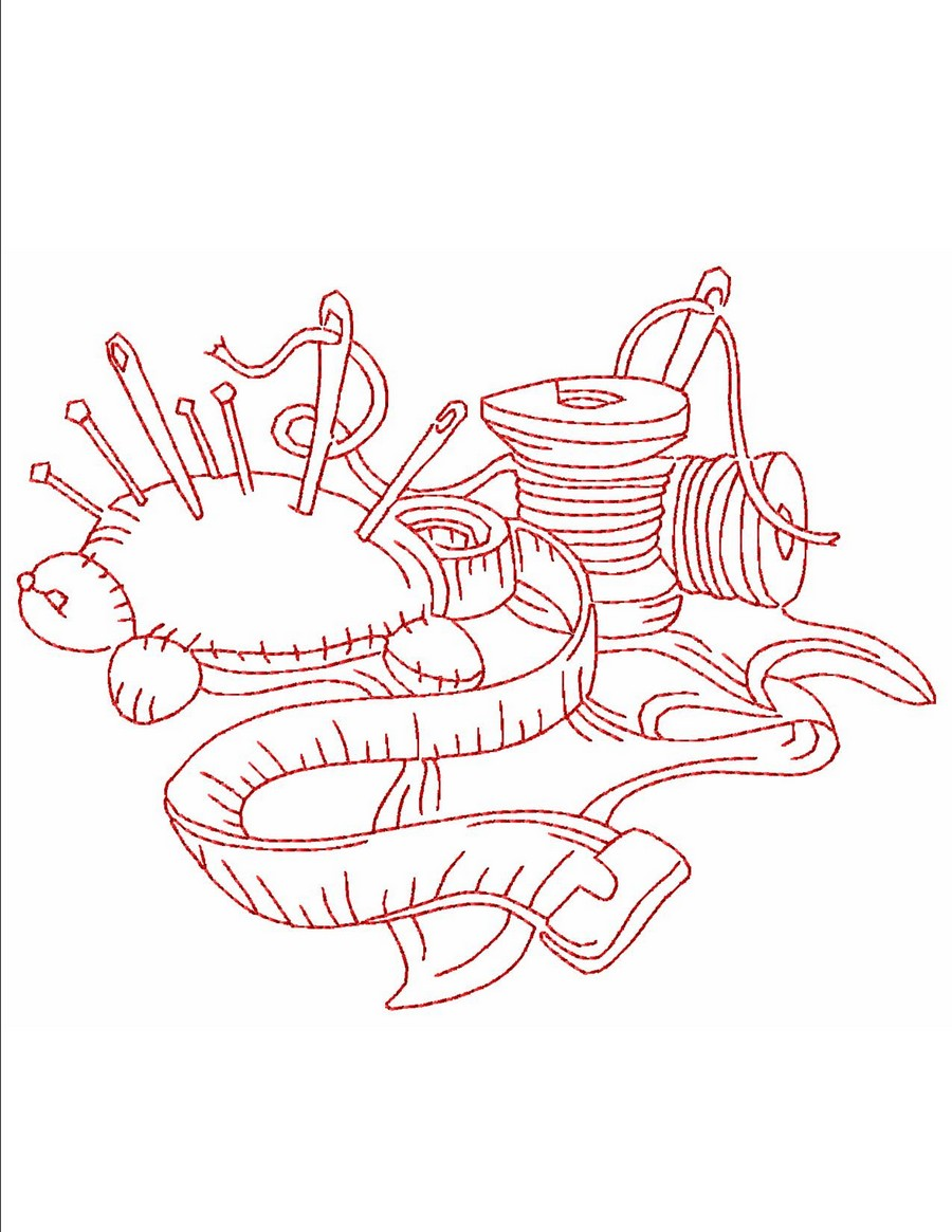 Gone Sewing Embroidery Designs