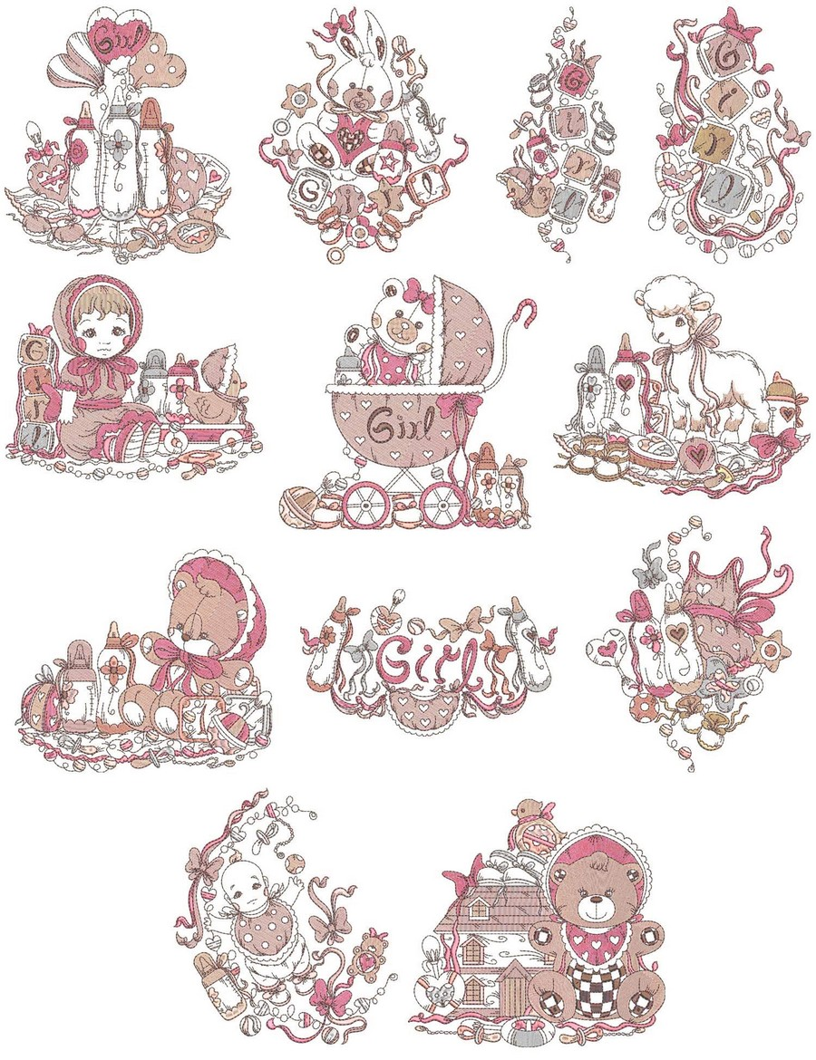2a9cfeb3c Baby Girl Stuff Collection
