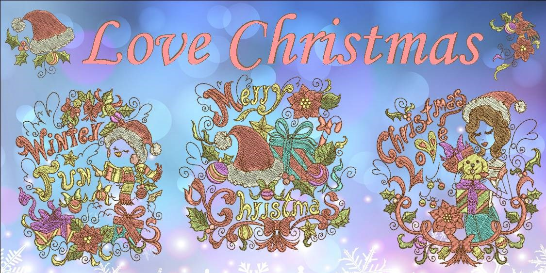 love-christmas-banner