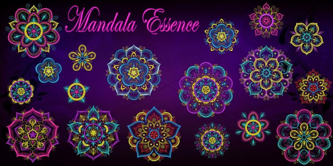Mandala Essence Banner