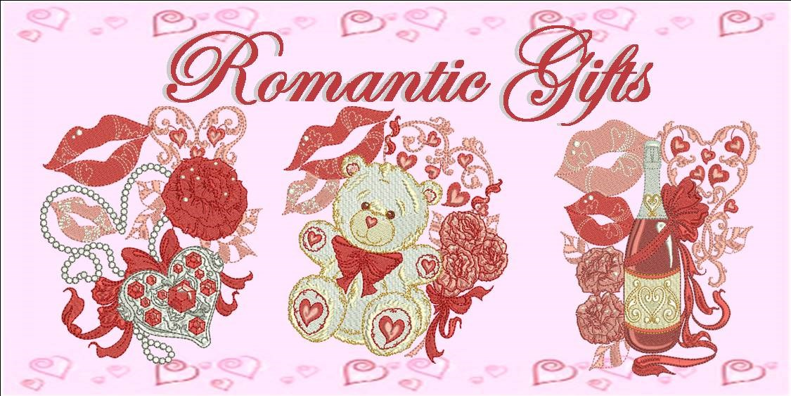 Romantic Gifts Banner2