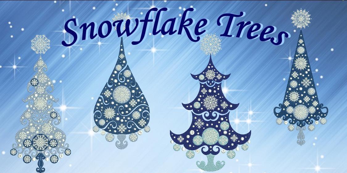 snowflake-christmas-trees-banner