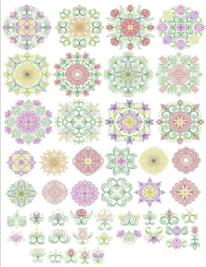 Floral Blocks Bundle_900