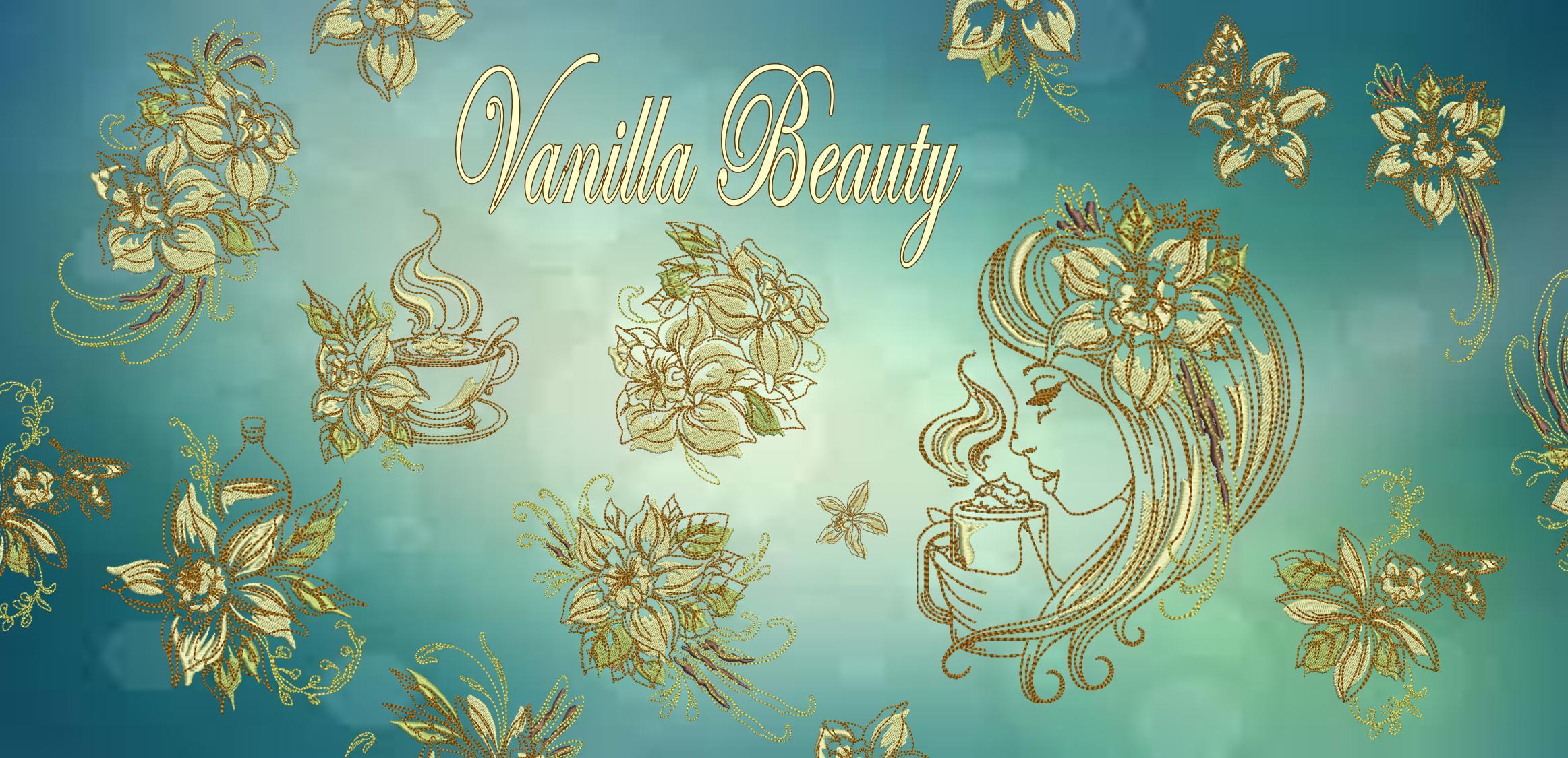 VANILLA BEAUTY BANNER