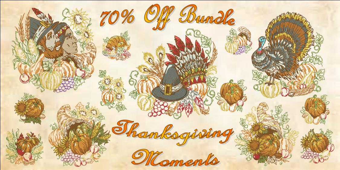 Thanksgiving Moments Banner70%