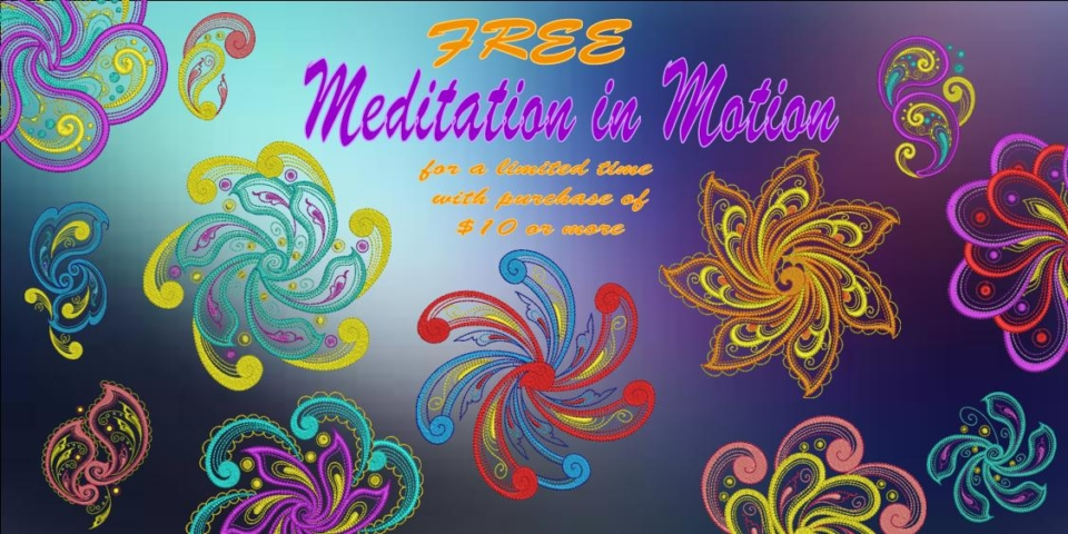 MEDITATION IN MOVEMENT BANNER