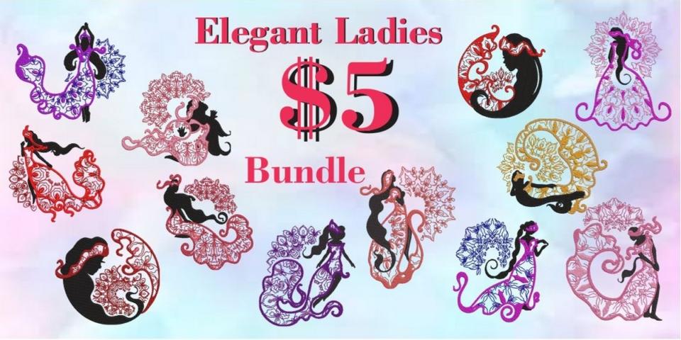 Elegant Ladies Banner5