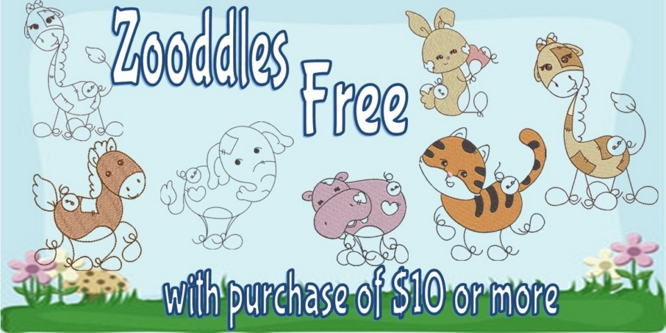 Zooddles Banner